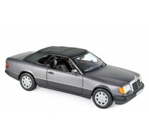 NOREV 183567 - Mercedes-Benz 300 CE Cabriolet 1990  - Bornite metallic