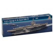 Italeri 5534 - 1:720 U.S.S. GEORGE H.W. BUSH CVN 77