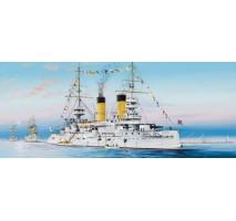 Trumpeter 05338 - 1:350 Russian Navy Tsesarevich Battleship 1904
