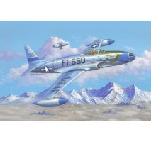 Hobby Boss 81725 - 1:48 F-80C Shooting Star fighter