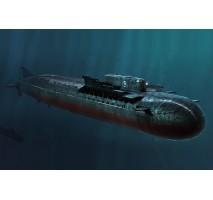 HobbyBoss 83521 - 1:350 Russian Navy SSGN Oscar II Class Kursk Cruise Missile Submarine