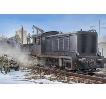 HobbyBoss 82913 - 1:72 German WR360 C12 Locomotive