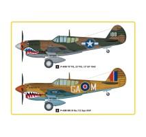 HobbyBoss 85801 - 1:48 P-40M Kitty Hawk Fighter