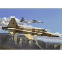 Hobby Boss 80207 - 1:72 F-5E Tiger II Fighter - Re-Edition