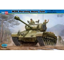Hobby Boss 82424 - 1:35 M26 Pershing Heavy Tank
