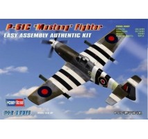 "Hobby Boss 80243 - 1:72 P-51C ""Mustang"" Fighter"