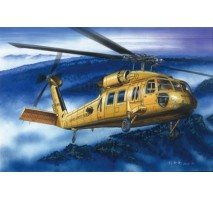 "Hobby Boss 87216 - 1:72 UH-60A ""Blackhawk"" helicopter"