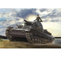 Hobby Boss 80132 - 1:35 German Panzerkampfwagen IV Ausf D / TAUCH