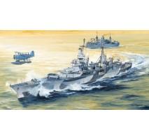 Trumpeter 05327 - 1:350 USS Indianapolis CA-35 1944