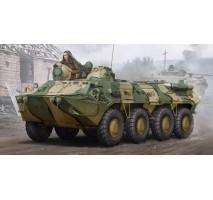 Trumpeter 01594 - 1:35 Russian BTR-80 APC