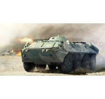 Trumpeter 01591 - 1:35 Russian BTR-70 APC late version