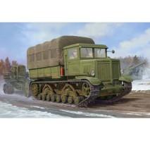 Trumpeter 01573 - 1:35 Voroshilovets Tractor