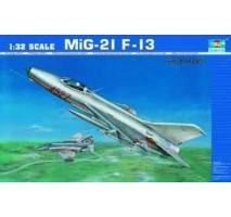 Trumpeter 02210 - 1:32   Aircraft -MIG-21 F-13