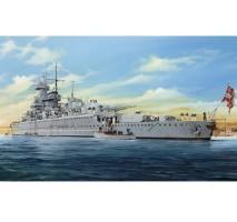 Trumpeter 5316 - 1:350 German Pocket Battleship (Panzer Schiff) Admiral Graf Spee