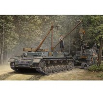 Trumpeter 00389 - 1:35 German Bergepanzer IV Recovery Vehicle