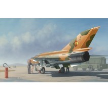 Trumpeter 02863 - 1:48 MiG-21MF Fighter