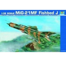 Trumpeter 02218 - 1:32 Aircraft -MiG-21MF Fighter