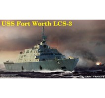 Trumpeter 04553 - 1:350 Fort Worth (LCS-3)
