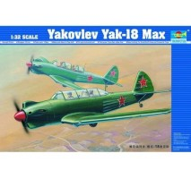 Trumpeter 02213 - 1:32 Aircraft -Yakovlev Yak-18 Max