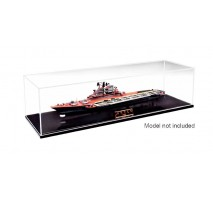 MasterTools - WL Plastic Transparent Case 1:350 (501x149x121 mm)