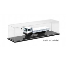 MasterTools - WM Plastic Transparent Case 1:350 (359x89x89 mm)