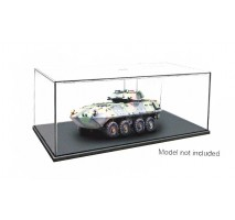 MasterTools 9814 - Plastic transparent case 1:18/1:35/1:350 (325x165x125 mm)