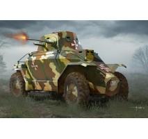 HobbyBoss 83866 - 1:35 Hungarian 39M CSABA Armored Car