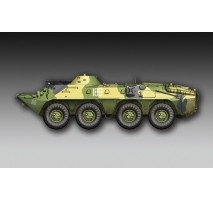 Trumpeter 07138 - 1:72 Russian BTR-70 APC late version