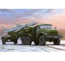 Trumpeter 01033 - 1:35 Russian Zil-131V towed PR-11 SA-2 Guideline