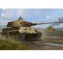 Hobby Boss 84533 - 1:35 Pz.Kpfw.VI Sd.Kfz.182 Tiger II (Henschel July-1945 Production)