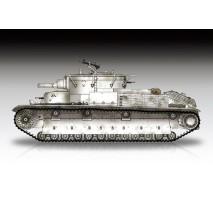 Trumpeter 07151 - 1:72 Soviet T-28 Medium Tank (Riveted)