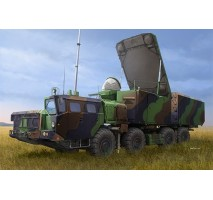 Trumpeter 01043 - 1:35 Russian 30N6E Flaplid Radar System