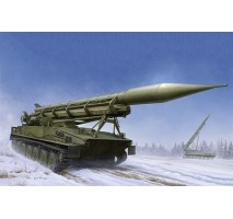 Trumpeter 09545 - 1:35 2P16 Launcher with Missile of 2k6 Luna (FROG-5)