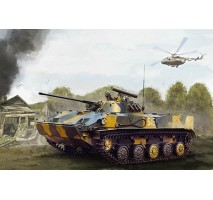 Trumpeter 09556 - 1:35 Russian BMD-3 Airborne Fighting Vehicle