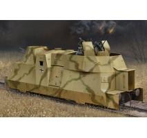 HobbyBoss 82925 - 1:72 German Kanonen und Flakwagen of BP42
