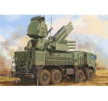 Trumpeter 01061 - 1:35 Russian 72V6E4 Combat Unit of 96K6 Pantsir -S1 ADMGS(w/RLM SOC S-band Radar)