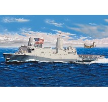 Trumpeter 05616 - 1:350 USS New York (LPD-21) - Re-Edition