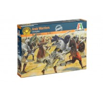 Italeri 6055 - 1:72 ARAB/MUSLIMS WARRIORS - 50 figures