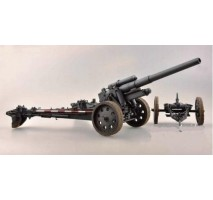 MERIT - 1:16 German 15cm sFH 18 Howitzer - Model Kit