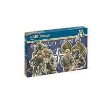 Italeri 6191 - 1:72 1980s NATO TROOPS - 48 figures