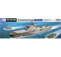 TAMIYA 31003 - 1:700 JMSDF Defense Ship LST-4001 Ohsumi