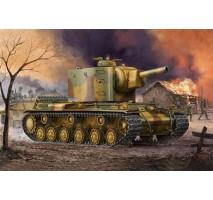 Trumpeter 00367 - 1:35 German Pz.Kpfm KV-2 754(r) Tank