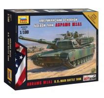 Zvezda 7405 - 1:100 Abrams M1 A1