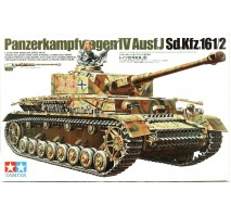 TAMIYA 35181 - 1:35 German Panzer IV Type J