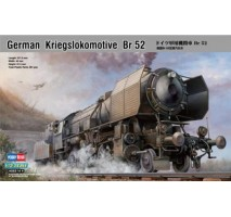 Hobby Boss 82901 - 1:72 German Kriegslokomotive  BR-52