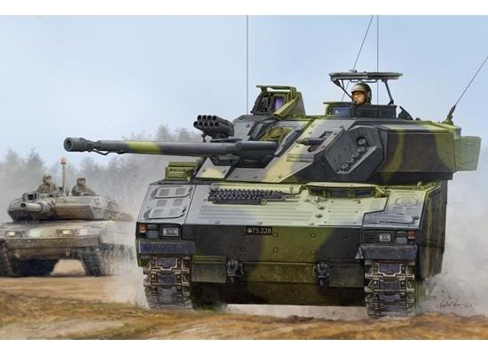 Hobby Boss 83823 - 1:35 Swedish CV9035 IFV