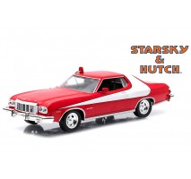 GreenLight 86442 - Starsky and Hutch (TV Series 1975-79) - 1976 Ford Gran Torino - Hollywood Series 4