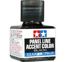 TAMIYA 87131 - Panel Line Accent Color (Black) - 40ml