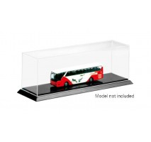 MasterTools - WST Plastic Transparent Case 1:87/1:350 (257x66x82 mm)
