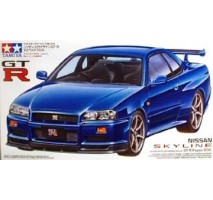 TAMIYA 24210 - 1:24 Nissan Skyline GT-R V-spec R33